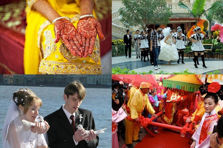 Свадьба ритуалы поздравления 89